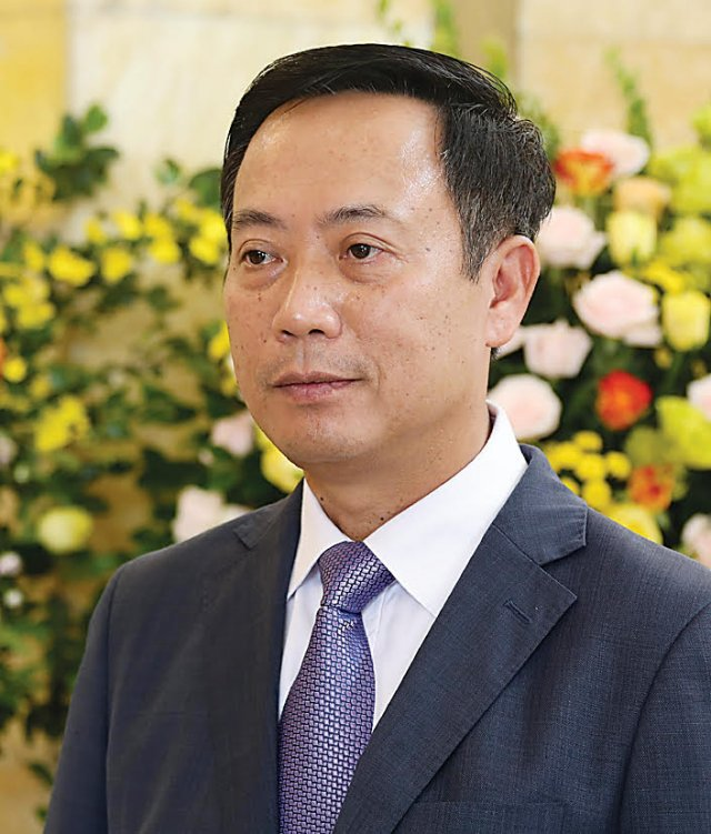 Mr. Tran Van Dung, SSC Chairman  (Photo from SSC)