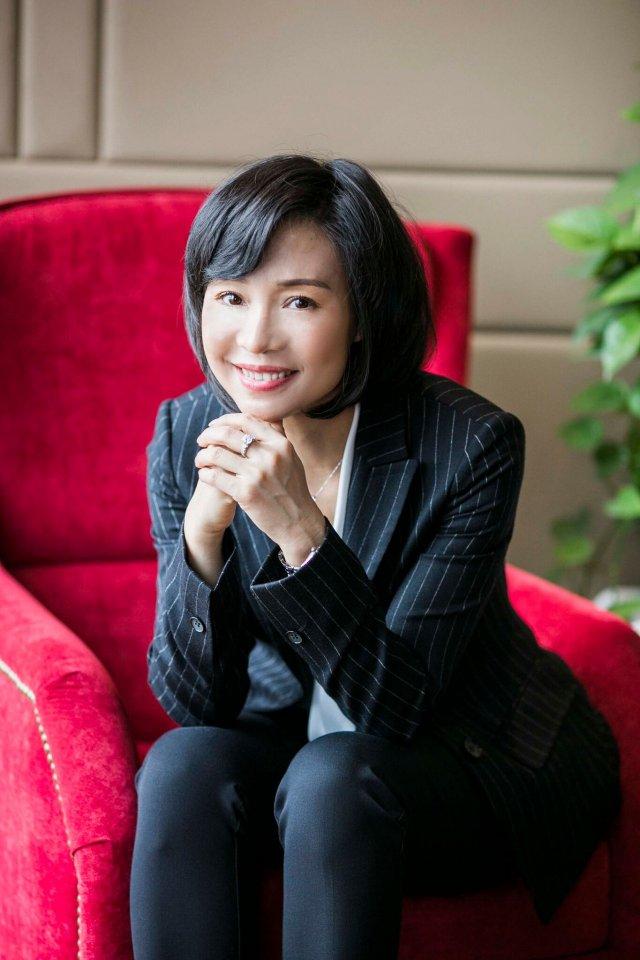 Ms. Tina Nguyen, CEO of the Generali Life Insurance Company (Photo: Generali)