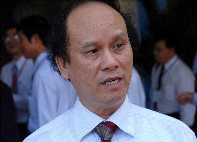 Former Chairman of Da Nang city Tran Van Minh (Photo from vov.vn)