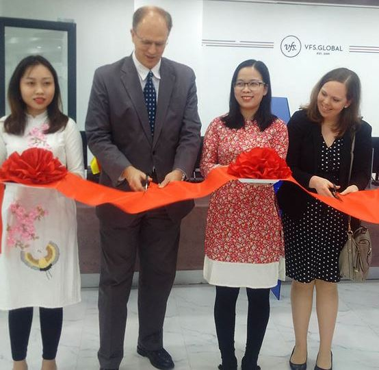 Germany Embassy announces new visa service - News VietNamNet