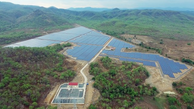 TTC Ham Phu 2 solar power plant. (Source: TTC Group)