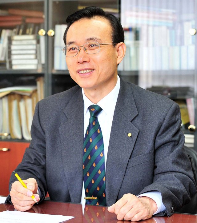 Mr. Kyung Yang Park (Photo source: Harex InfoTech Inc.)