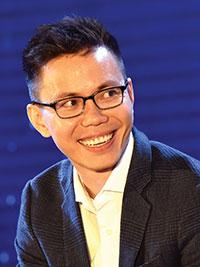 Mr. Dang Viet Dung,  General Manager of Uber Vietnam