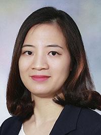 Ms. Nguyen Bich Trang, Director of CBRE Vietnam, Hanoi Office