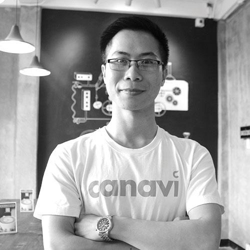 Mr. Nguyen Hoang Hai, CEO, Canavi