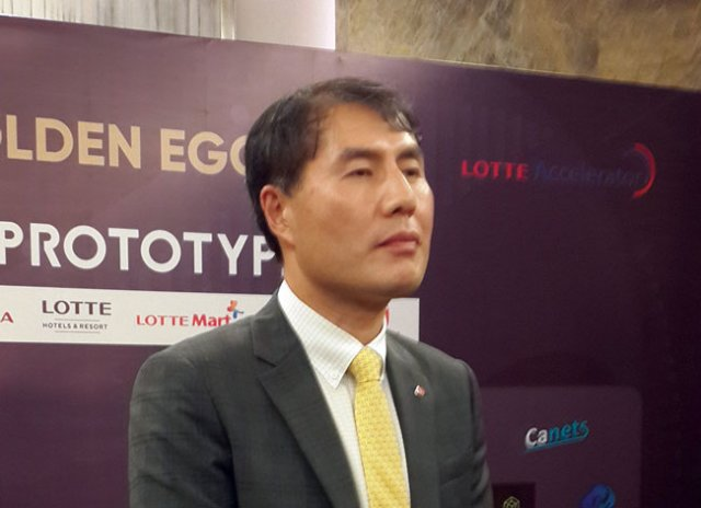 Lotte keen on local startups