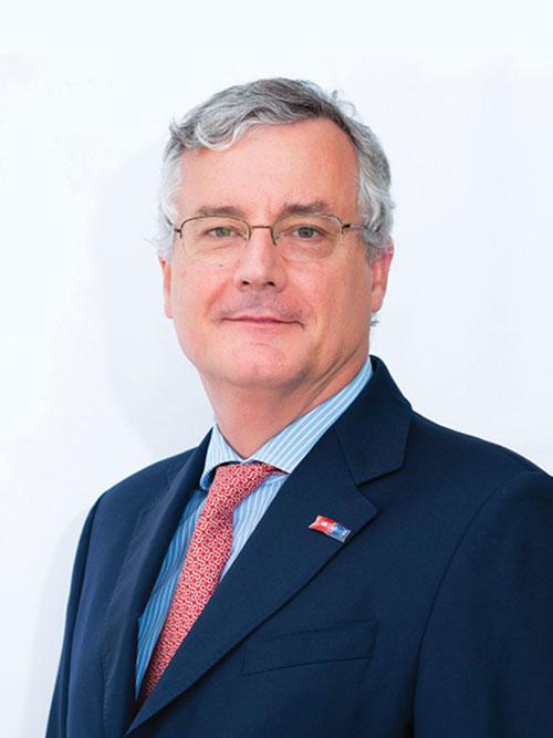 Mr. Nicolas Audier, Chairman, EuroCham Vietnam