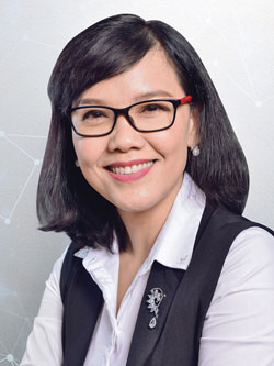 Ms. Nguyen Phuong Mai, CEO of Navigos Search