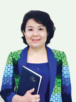 Ms. Nguyen Thi Tuyet Minh, Chairwoman, Vietnam Women`s Entrepreneurs Council