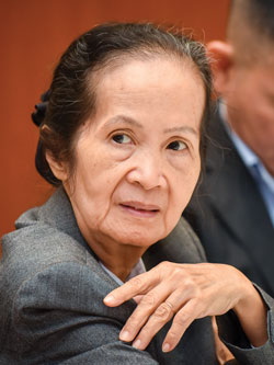 Ms. Pham Chi Lan, Independent Economic Researcher