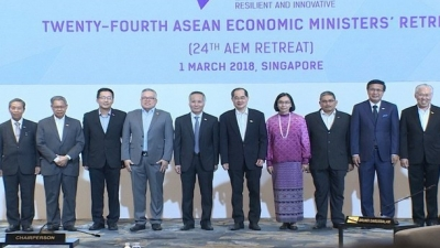 Vietnam among leaders in implementing AEC commitments