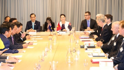 NA Chairwoman: Vietnam pledges to create best business environment