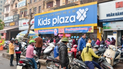 VIGroup invests in Kids Plaza