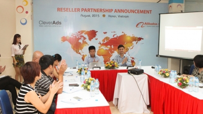 CleverAds becomes Alibaba Authorized Reseller