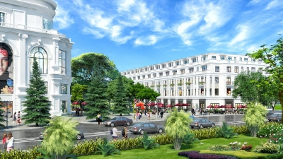 Vingroup set to hand over shop houses in Hai Phong