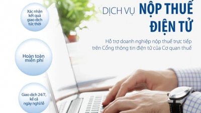 Viet Capital Bank to introduce e-taxation service