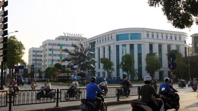 Vingroup to upgrade Hanoi's Vinh Tuy - Mai Dong Road