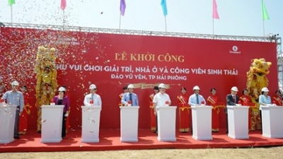 Vingroup kicks off $871 million Hai Phong project