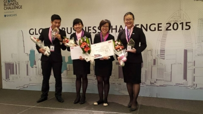 RMIT students win Vietnam round of Global Business Challenge
