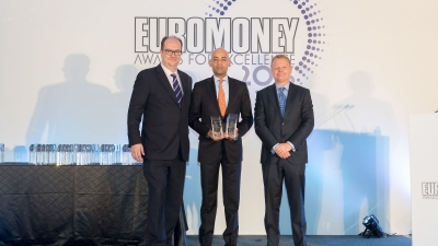 Citi named 'Best Bank for Transaction Services' in Asia by Euromoney