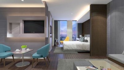 First Novotel Suites opens in Hanoi