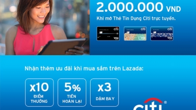 Citi partners with Lazada