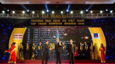 RMIT Vietnam adds a sixth Top Trade Services Award