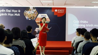 RMIT University Vietnam launches three new programs