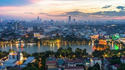 Four Seasons & BRG Group to open luxury Hanoi hotel