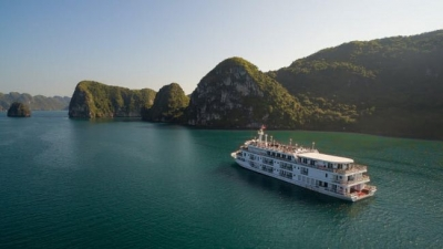 Paradise cooks up exclusive Ha Long Bay experience