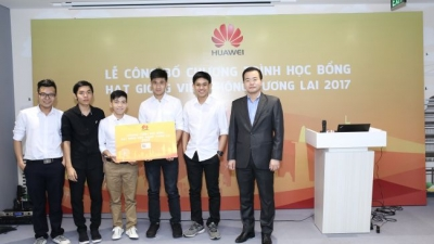 Huawei Vietnam announces Seeds for the Future 2017