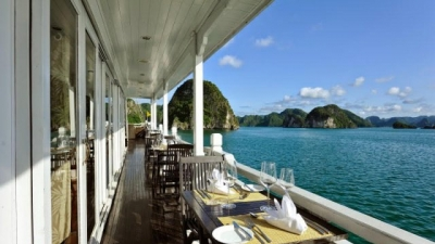 Paradise Doubles Down in Ha Long Bay