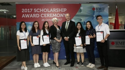 RMIT University Vietnam presents 111 scholarships