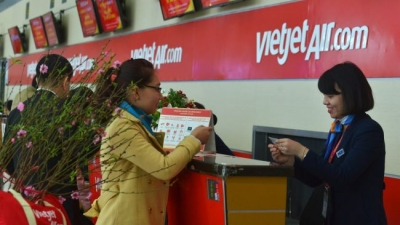 Vietjet offering more than 1 million free tickets for Tet travel