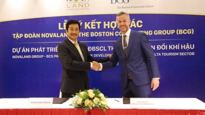 Novaland & BCG to develop Mekong Delta tourism