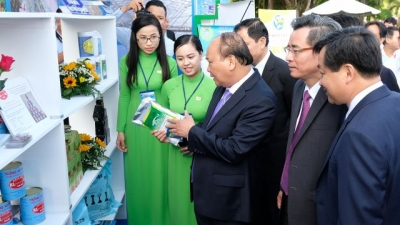 PM attends first-ever Bac Lieu investment promotion conference