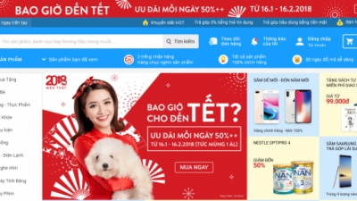 Tiki.vn receives investment from JD.com