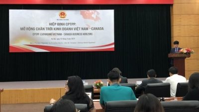 CPTPP a driving force for Vietnam - Canada trade