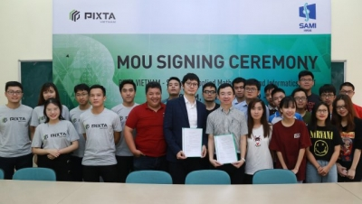 PIXTA partners with Hanoi university in machine learning