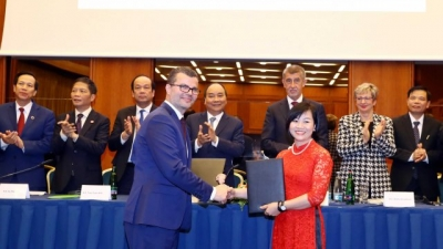 Bamboo Airways signs MoU with Prague International Airport