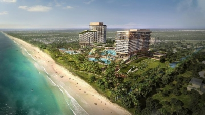 Phase 1 of Hoiana Resort Complex to be completed by year's end