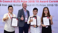 British Council announces winners of IELTS Prize