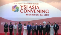 Nearly 500 scholars attending YSI Asia Convening...