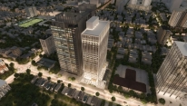LIM Tower raising bar in commercial office segment
