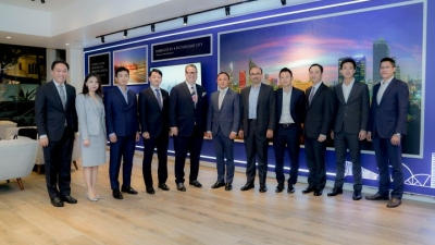 SonKim Land raises funds from investor consortium