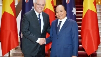 Vietnam & Australia agree to raise two-way trade...