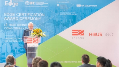HausNeo secures IFC green certification