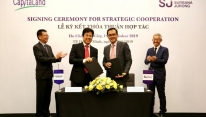 CapitaLand Vietnam & Surbana Jurong collaborate...
