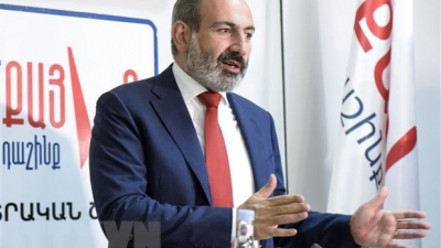 Armenian Prime Minister paying official visit