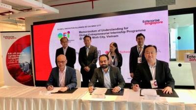 Indovina Bank, Cathay Holdings & Finaxar partner in SME financing
